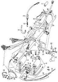 cb750 wiring harness k0 sandcast 680 main honda cb750k cb 750 k0 image is loading cb750 wiring harness k0 sandcast 680 main honda