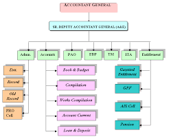 Cag Organisation Chart Official Website Of Accountant General Manipur
