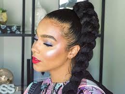 5 best fishl braid tutorials for natural hair