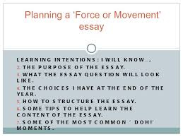 start early and write several drafts about the use of force essay the use of force essay