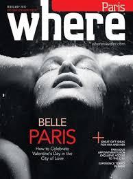 where paris february 2016