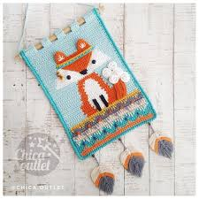 That always happens to me. Cute Adorable Crochet Wall Hanging Patterns By Laura Marchi Of Chica Outlet Knithacker