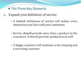 Define Customer Service What Is Your Definition Of Customer Service Excellence
