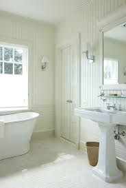 cottage bathroom with vertical and horizontal bead board in images gallery photo bead board