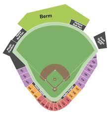 Smokies Baseball Stadium Seating Chart Buy Jackson Generals Tickets Seating Charts For Events