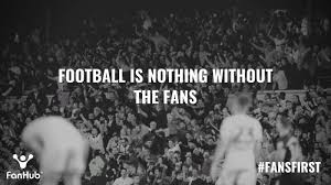 Football Without Fans Is Nothing. It's a strange time to be a football… |  by Harley Thorne | FanHub | Medium
