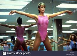 JAMIE LEE CURTIS, perfekt, 1985 ...