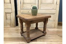 lovely chunky pine coffee table country farmhouse cottage photo 1