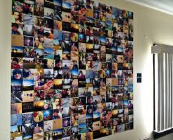 something like this  on diy wall art reddit with do any of you have a photo collage wall photography