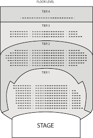 Palais Theatre Seating Chart Seating Maps Palace Theatre