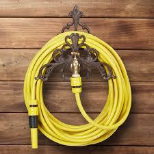 2x garden hose holder hose holder for