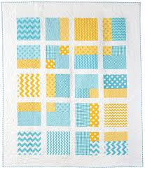 FREE Quilt Pattern Friday! *Not Quite Squared* - Fons & Porter ... & Not Quite Squared - FREE Quilt Patterns Adamdwight.com