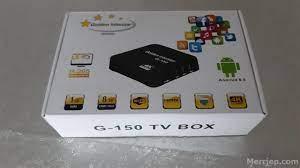 TV Box G150 4K