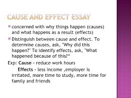 different kinds of essay  10