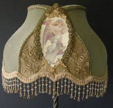 victorian bed lamps are custom made lampshades that fit over the headboard of your bed or they can be used over the top of a mirror or mounted on the wall
