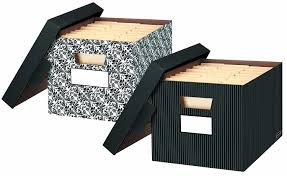 Document Boxes Decorative Amazon Bankers Box StoreFile Decorative Storage Boxes 19