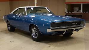 1968 Dodge Charger RT 440 V8 Mopar Muscle Car - YouTube