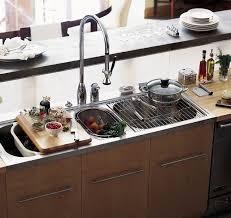 3 sink kitchen design ideas