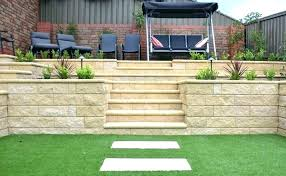 concrete block wall designs cinder block garden wall cinder block retaining wall garden designs concrete block