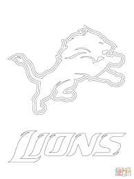 coloring pages sports signs candy jars pyrography seahawks silhouette detroit lions logo super coloring