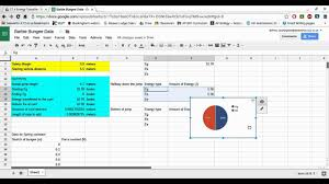 How To Create A Pie Chart In Google Spreadsheet How To Make A Pie Chart From Google Sheets Youtube
