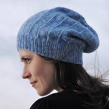 Free Slouch Hat Knitting Patterns Fascinating Slouchy Hat Knitting Patterns In The Loop Knitting
