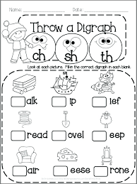 Worksheet for (very) young learners who have just started reading. Kindergarten Prep Worksheets Blending Words Sumnermuseumdc Org