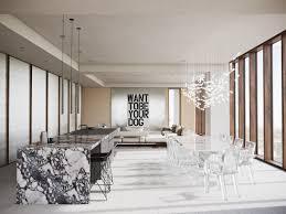 Acrylic Flooring Grand Designs 22 Ideas For Styling Acrylic Dining Chairs Acrylic Dining
