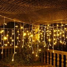 Led Light 120 Us 6 83 10 Off Led Strip Light 120 Led 220v Fairy String Solar Led Bulb Light For Wedding Party Xmas Garden Decor Eu Plug Window Lighting In Led
