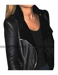Balmain Men S Size Chart Beyonce Balmain Shearling Lined Black Leather Jacket
