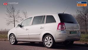 Opel Zafira B review -my2005-2012- - YouTube