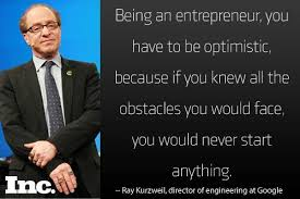 Bp Quote Awesome Quote Of The Day From Ray Kurzweil The Director Of Engineering At