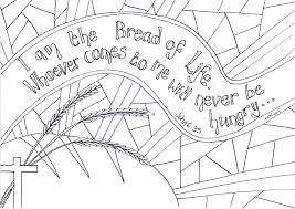 Flame: Creative Children's Ministry: I Am the Bread of Life ...