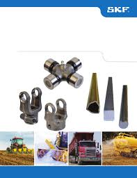 Pto U Joint Size Chart Skf Universal Joints Agricultural And Pto Application Catalog