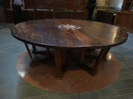 king arthur s great halls the round table