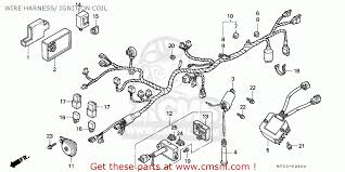honda nx650 dominator 1993 p spain mkh wire harness ignition wire harness ignition coil schematic