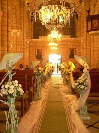Of Wedding Decorations In Church Winter Wedding Altar Decoration Ideas Dudu Interior Kitchen Ideas
