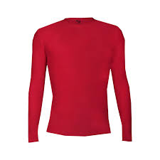 Badger Softball Pants Size Chart Badger Long Sleeve Compression Shirt 460500