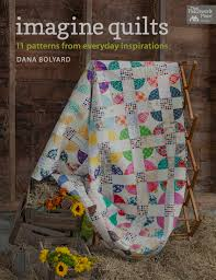 How to design your own quilt? 4 ways to begin (+ giveaway ... & Dreaming up one-of-a-kind quilts seems second nature to designer and  popular blogger Dana Bolyard. But in her new book, Imagine Quilts, she  reveals that ... Adamdwight.com