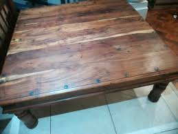 coricraft coffee table in excellent condition