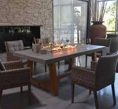outdoor patio fireplaces fire tables