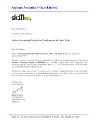 Computer Certificate Format Unique 48 Internship Program Certificate Format