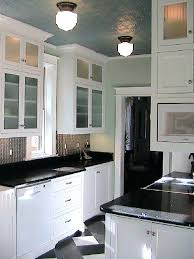white kitchen cabinets with black countertops. White Cabinets Black Countertops Kitchen With Kitchens Upper And Gray Lower P