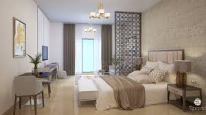 apartment designers. Large Modern Bedroom For A Couple. There Is Royal Bed, Comfortable Sofa Apartment Designers D