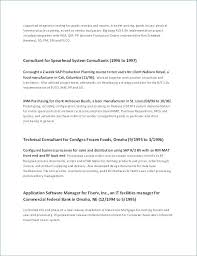Non Profit Resume Samples Executive Resume Examples And Samples Non