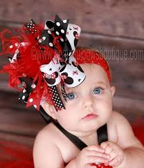 baby girl bows 100 best hair bows minnie mouse images on