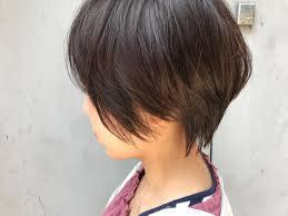 ショートショートボブヘアスタイルmagnolia所属大毛亮佑のヘア