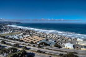 Image result for Pacifica, CA  Coastline picture