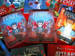 artemis fowl the opal deception graphic novel out now
