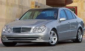 2003 Mercedes-Benz E-class   Car News   News   Car and Driver
